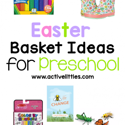Easter Gift Ideas for Preschool