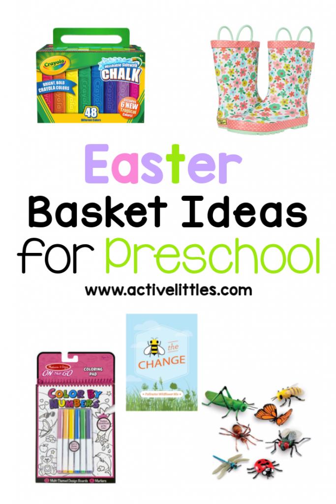 Easter Gift Ideas for Preschool