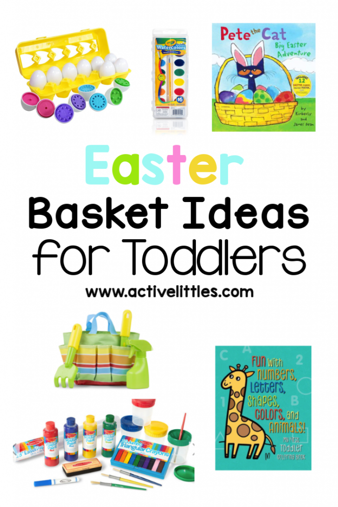 Easter Gift Ideas for Toddlers