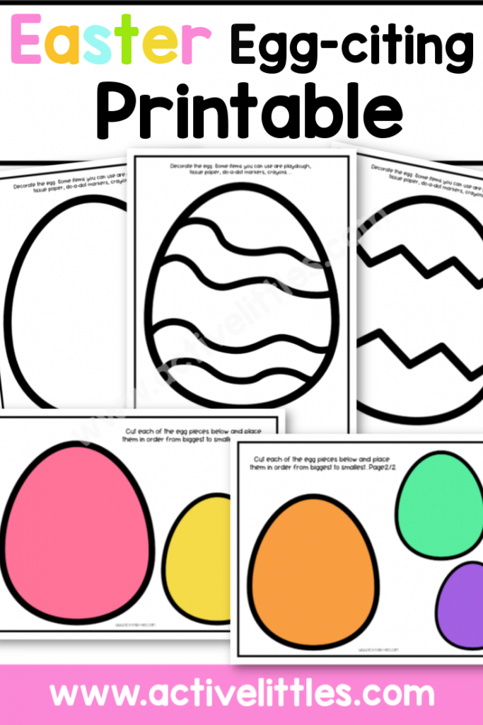 Easter egg-citing Printable for Kids - Active Littles-2