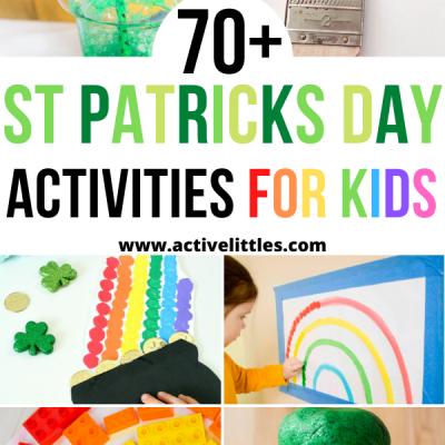 St Patricks Dat Activities for kids