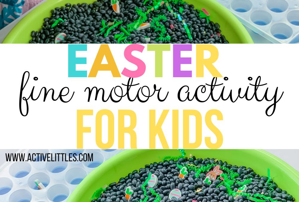 Easter Fine Motor Activity