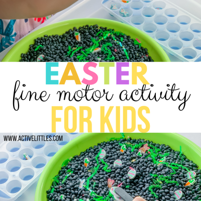 easter fine motor activity