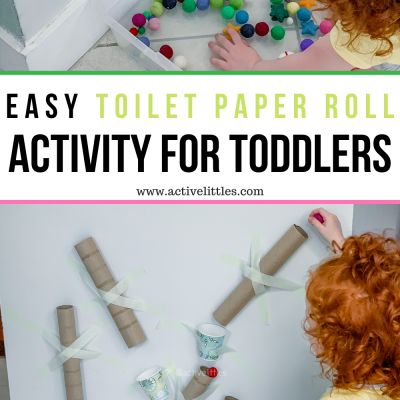 easy toilet paper activity for kids