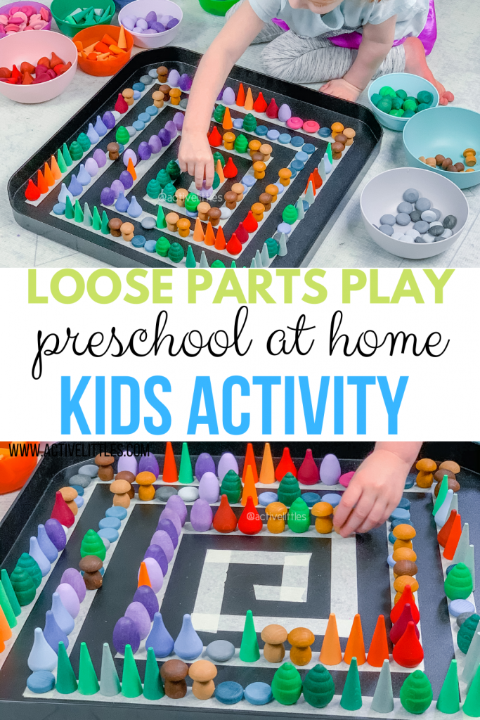 loose parts for kids