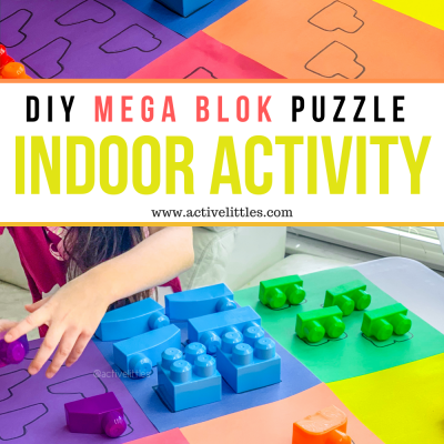 play to learn diy puzzle activity for kids