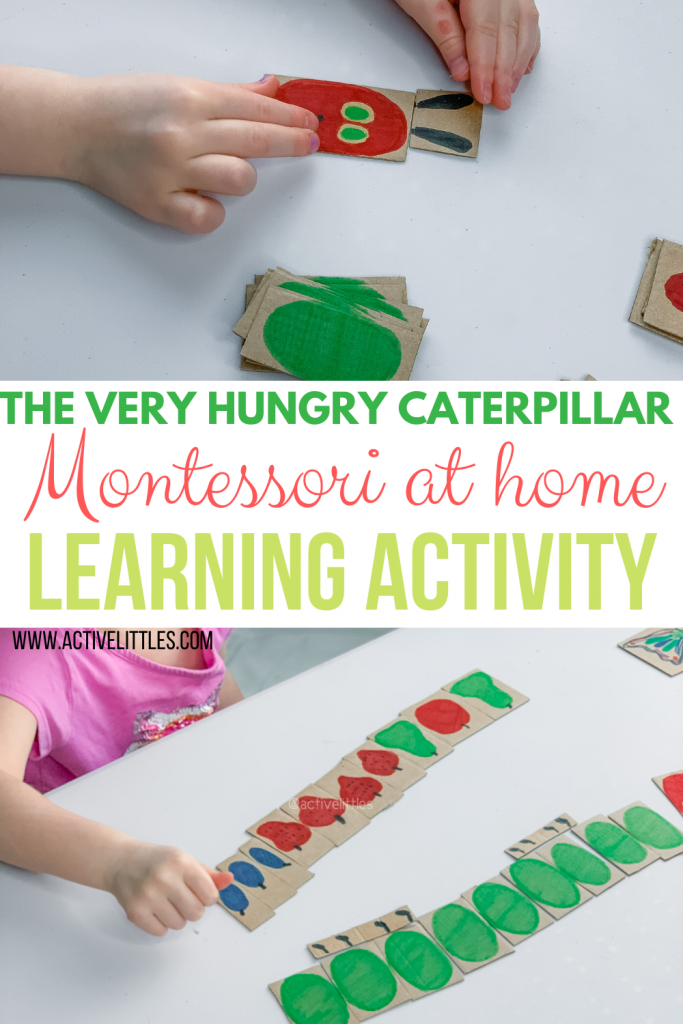 the very hungry caterpillar activity for kids