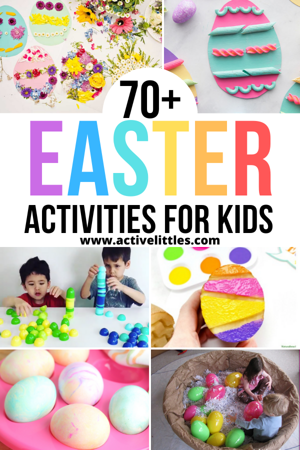 Over 70 Easter Activities for Kids