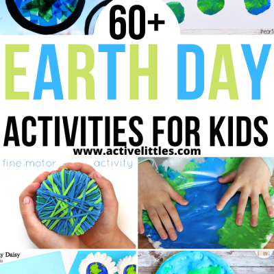 earth day activities projects for kids