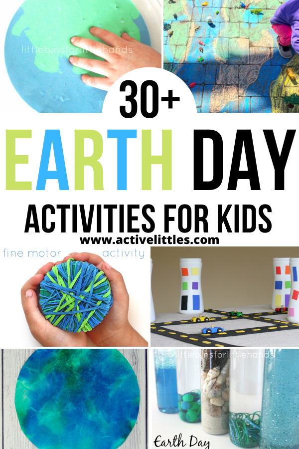 earth day projects for students