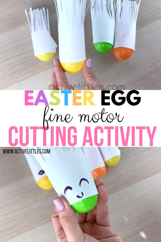 fine motor activity for easter