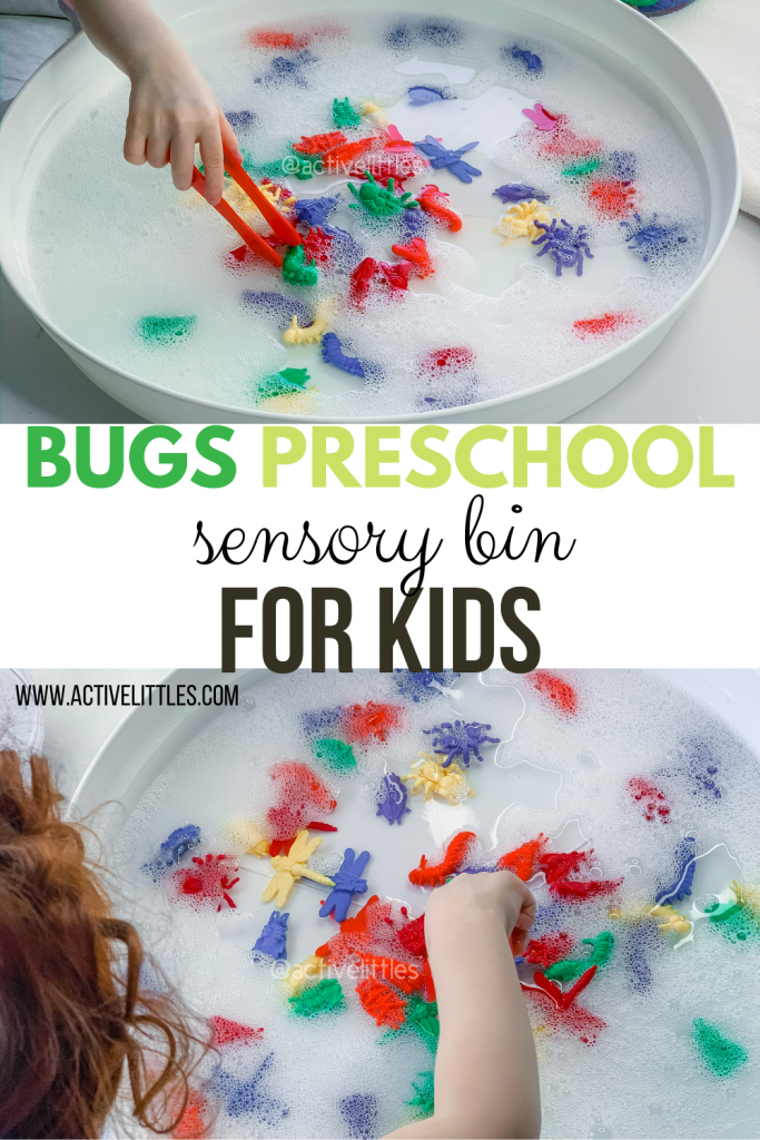 bugs preschool sensory for kids