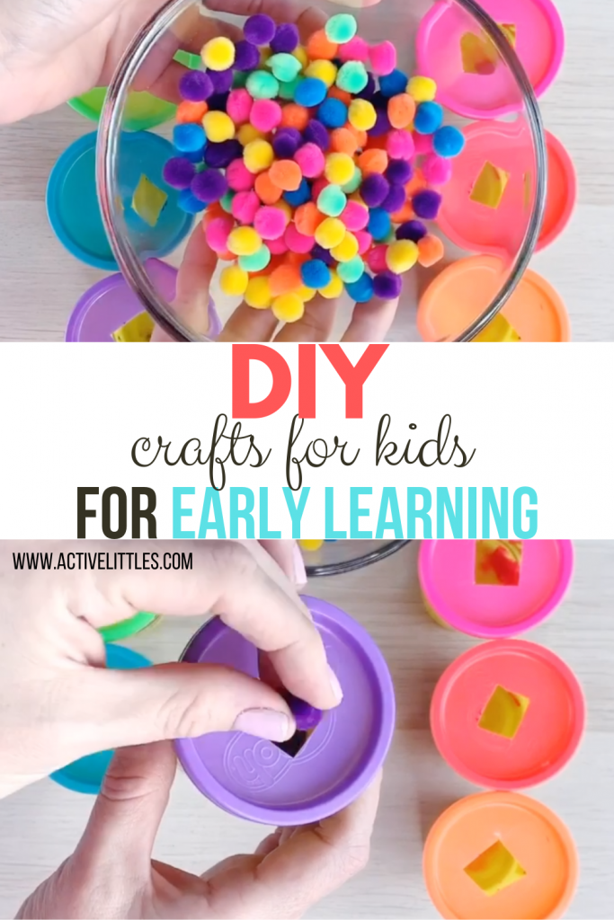 diy recycled play for kids