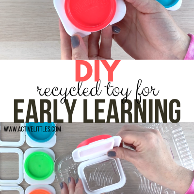 diy recycled toy for early learning