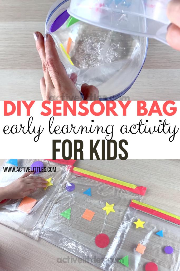 diy sensory bag