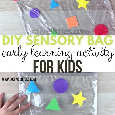 diy sensory bags for kids