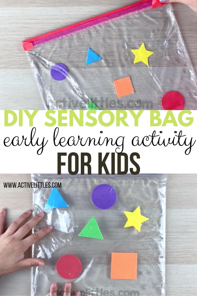 diy sensory bags for kids