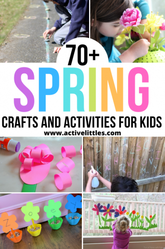 70+ Spring Crafts and Activities for Kids
