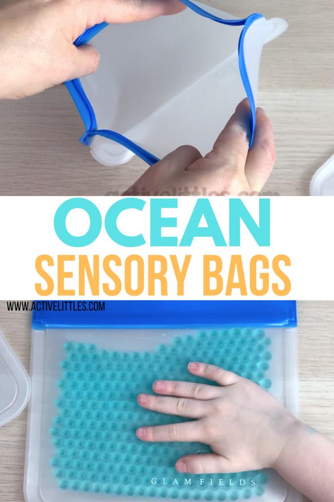 ocean sensory bags for kids