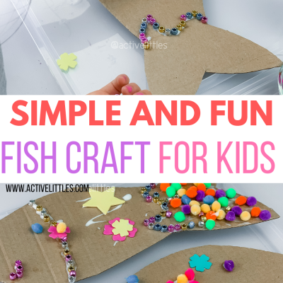 simple and fun fish crafts