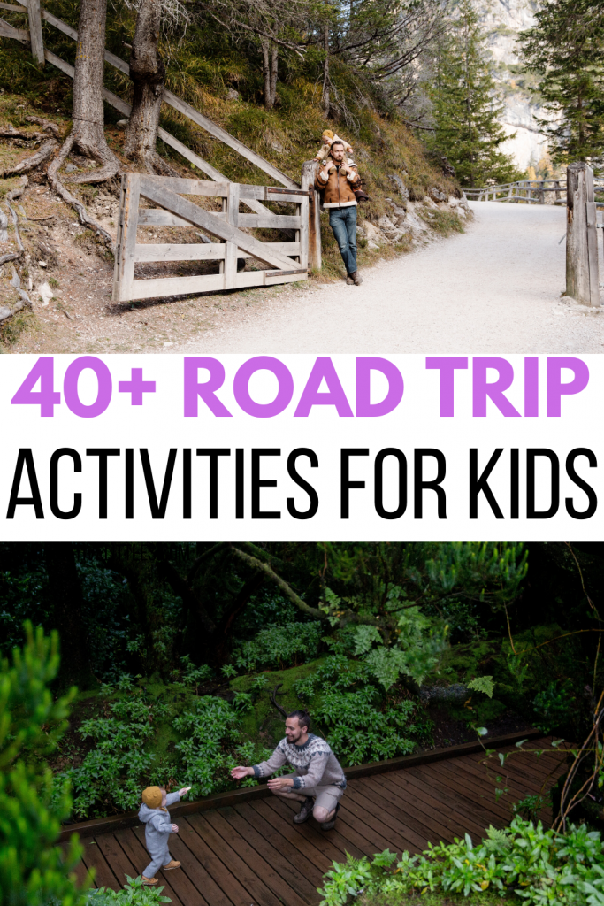 travel activities for 2 year olds