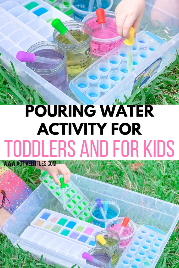 pouring water activities for kids