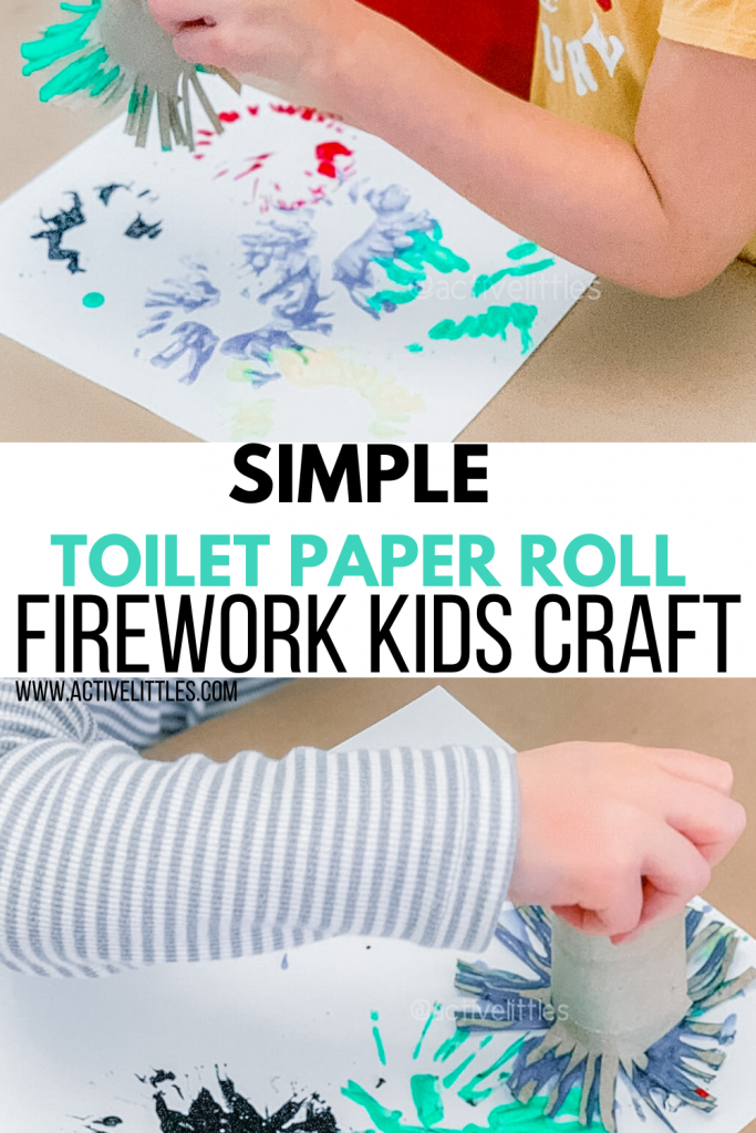 simple toilet paper craft for kids