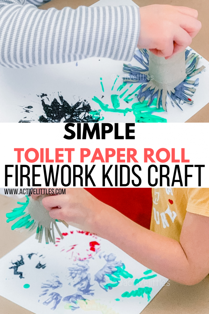 toilet paper craft activity for kids
