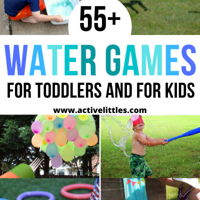 water games for kids of all ages