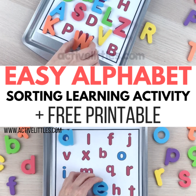 alphabet sorting activity diy and free printable