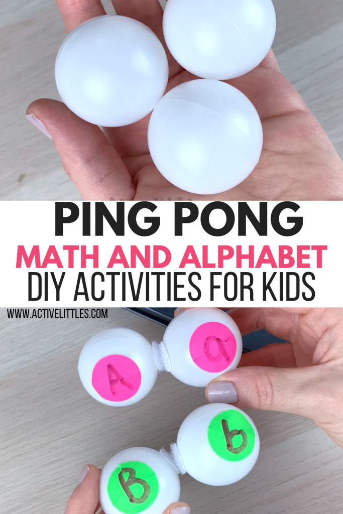 early years math activity for kids