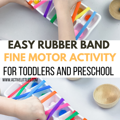 fine motor activity for toddlers and preschoolers
