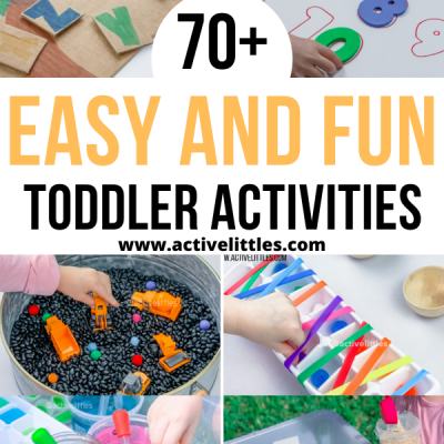 easy and fun toddler activities