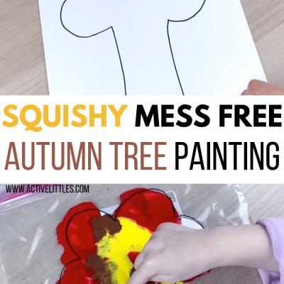 squisy fall sensory bag