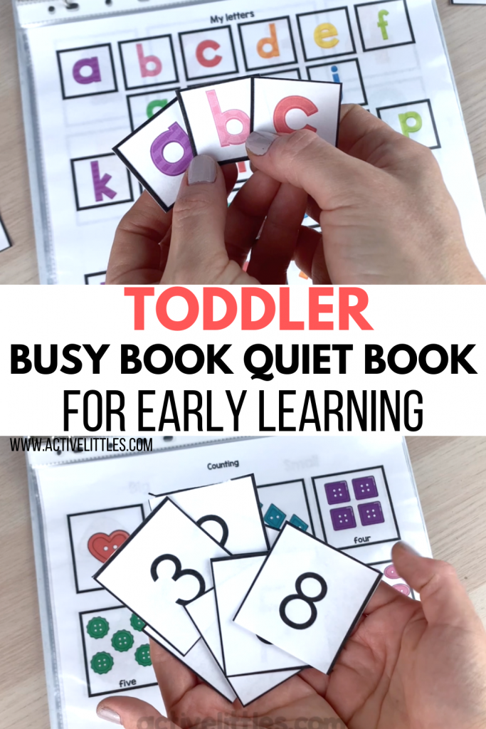 toddler busy book toddler quiet book