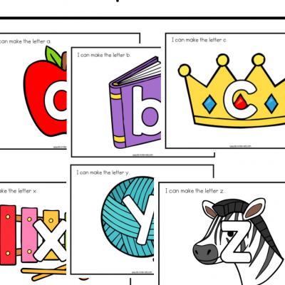 free printable lowercase alphabet worksheets