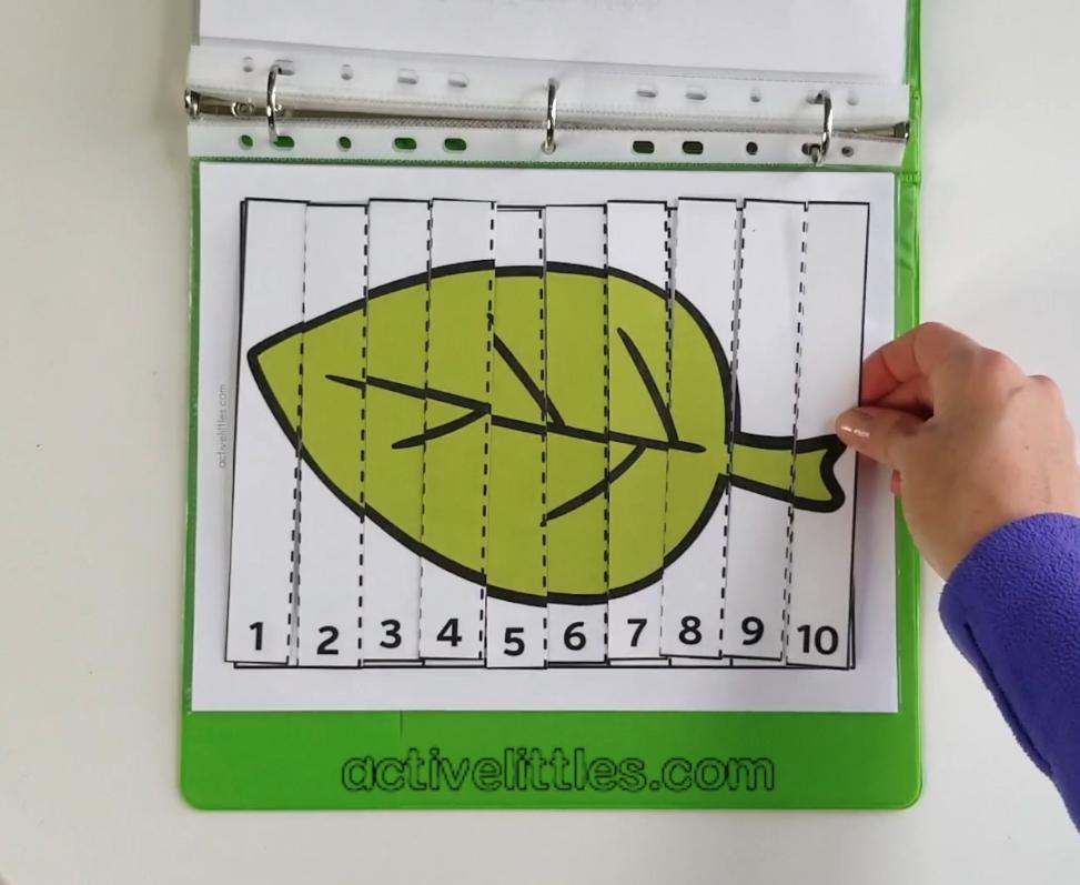 preschool busy book