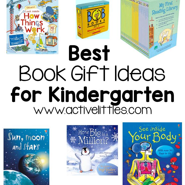 best book gift ideas for kindergarten copy
