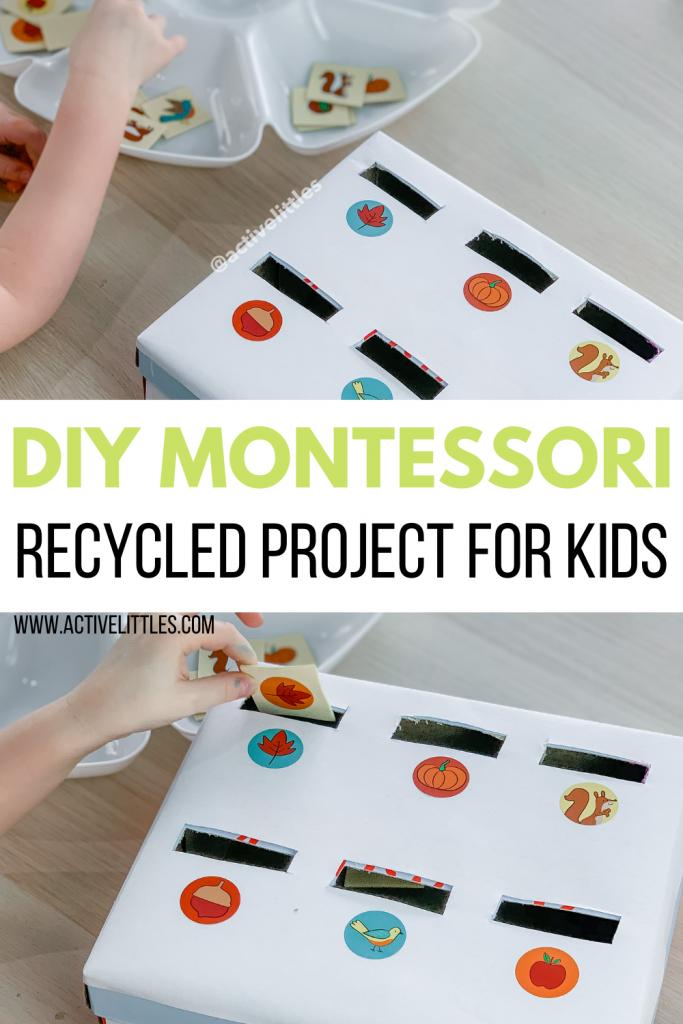diy recycled craft kids