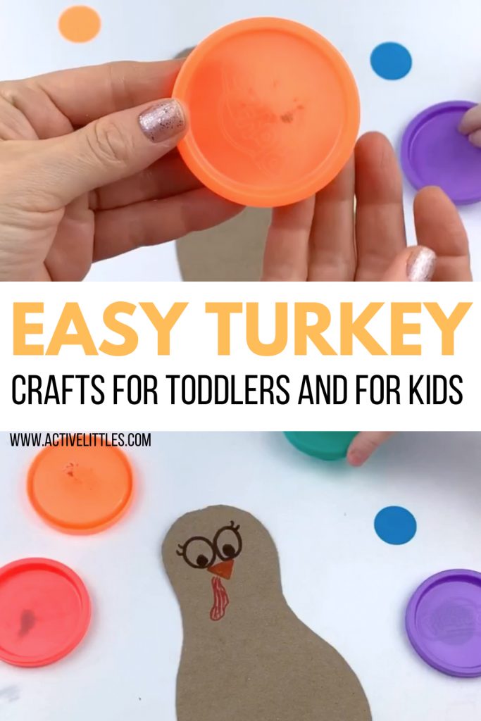 easy turkey crafts for toddlers