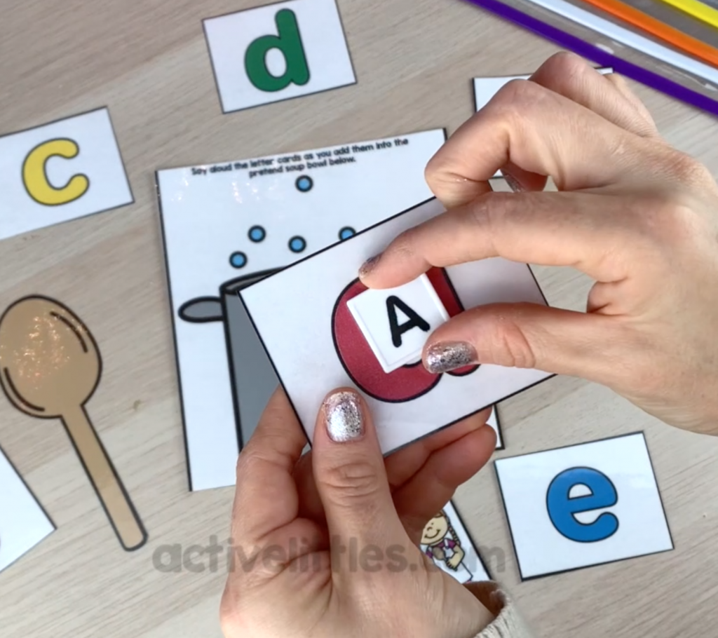 busy bag preschool printables for kids