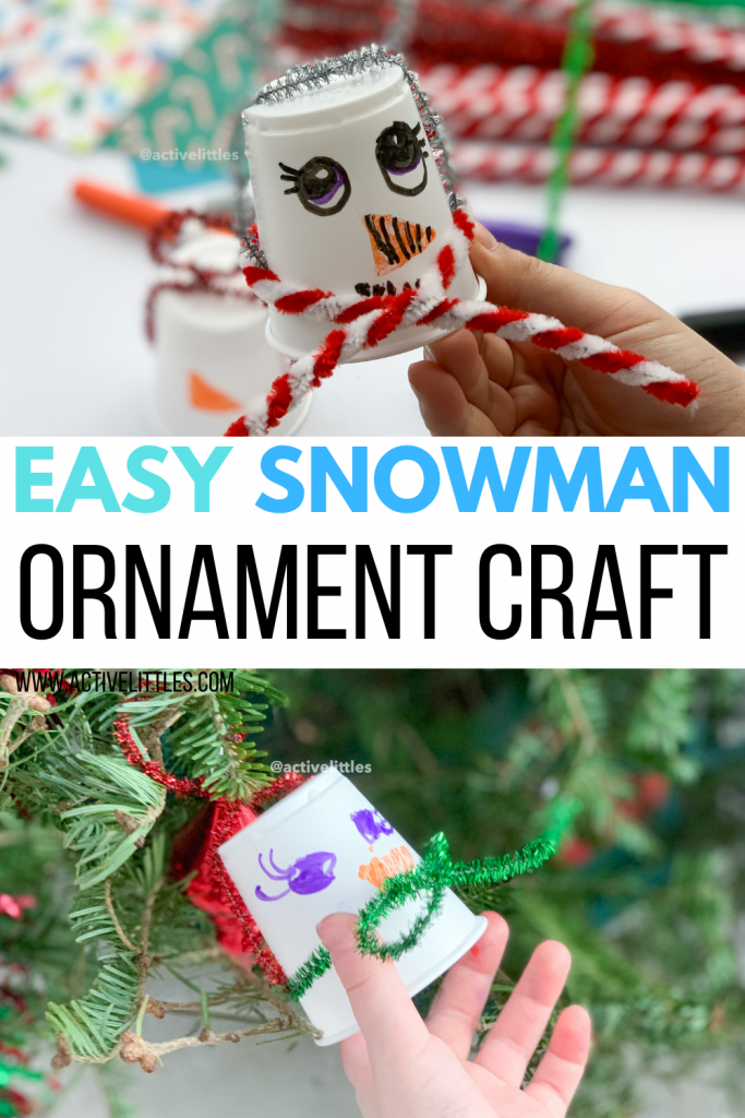 easy ornament craft for kids