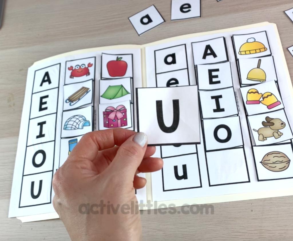 alphabet file filder games for kids