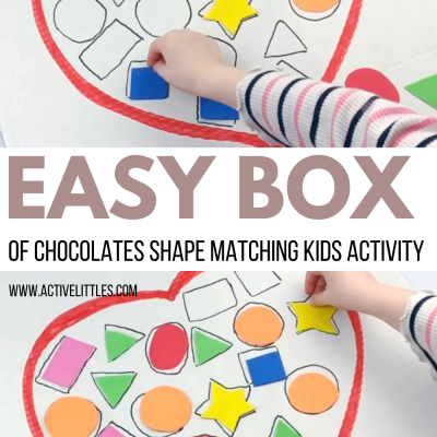 easy box of chocolates kids activity