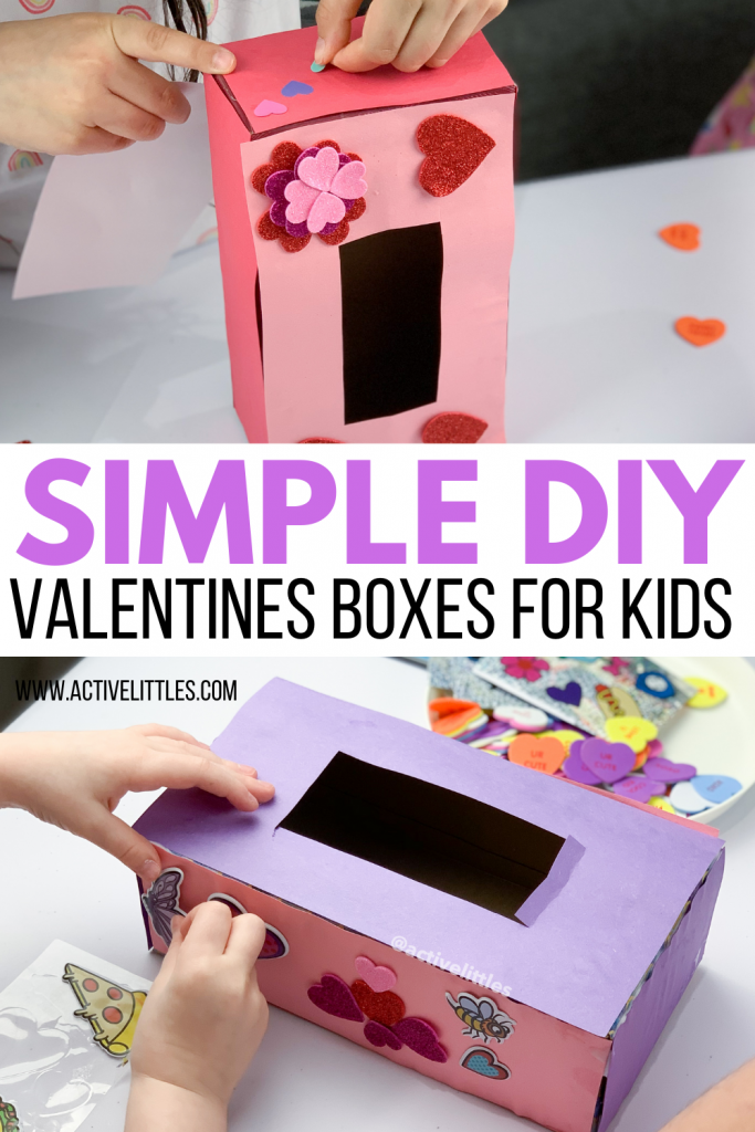 valentines boxes for preschool