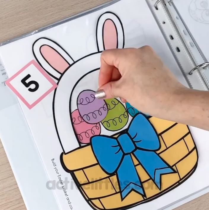 easter egg printables for kids