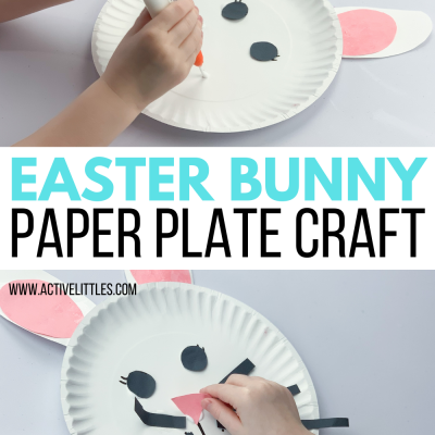 easy bunny paper plate crafts for kids