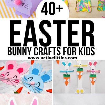 easy easter bunny crafts for kids