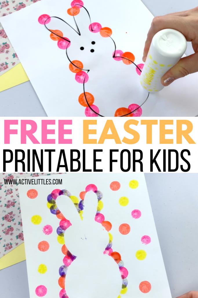 free easter printable for kids