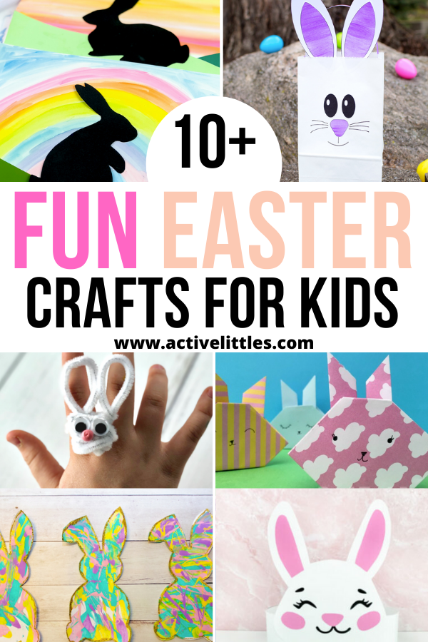 fun easter crafts for kids and more